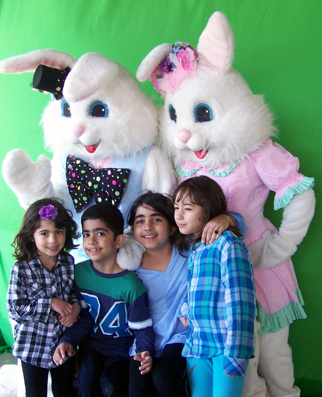 Easter Bunny Dallas, Easter entertainment DFW